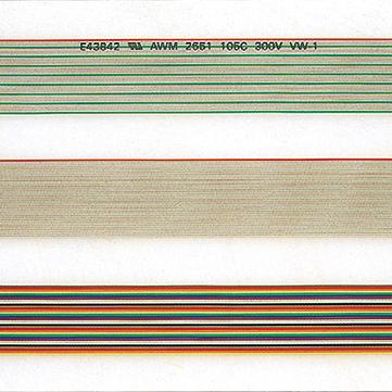 FLEX-B4( )-7/0.127 2651P ブリッジ形オキフレックス