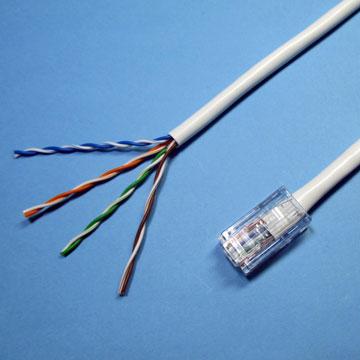 抗菌仕様LAN ケーブル