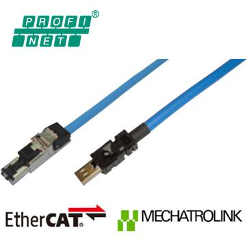 PNET/B オムロン株式会社様のEtherCAT用推奨ケーブル