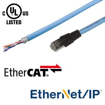 IETP26-SB オムロン株式会社様のEtherCAT用推奨ケーブル